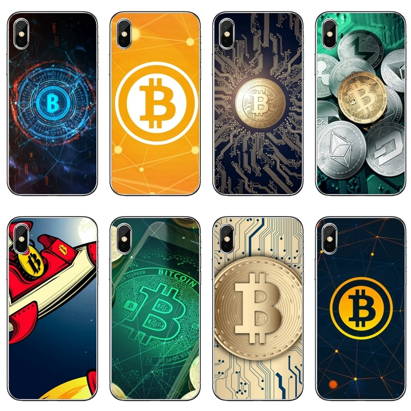 I Love Accept Bitcoin для huawei mate 20 10 9 P30 P20 P10 P9 pro Lite P Smart plus 2019 аксессуары чехол для телефона