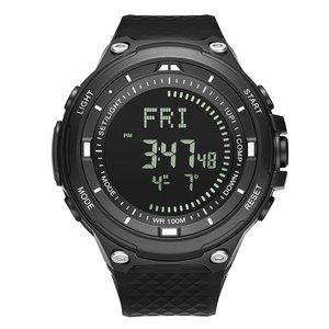 Digital Watch Men's Waterproof Sport Clock Men Barometer Altimeter Thermometer Stopwatch Wrist Watch Relogio Masculino