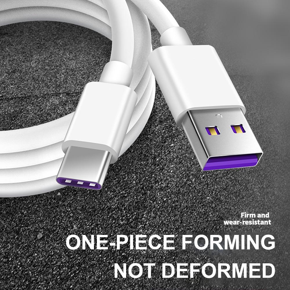 5A tipo C Cable Usb de teléfono para Redmi 8 9 Pro...