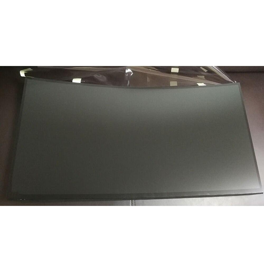 LM340UW4-SSA1 شاشة LCD أربعة جوانب الحافة الضيقة 4K 3440*1440 سطح منحني IPS LM340UW4 SSA1 LM340UW4(SS)(A1)