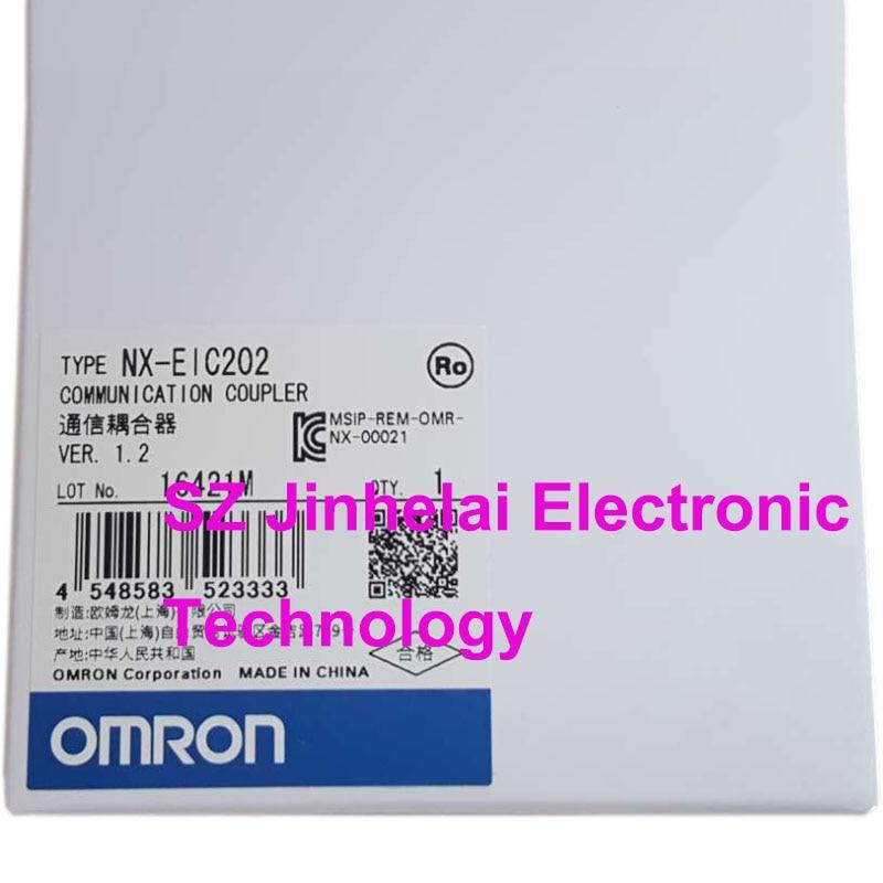 NX-EIC202 الجديد والأصلي OMRON الاتصالات