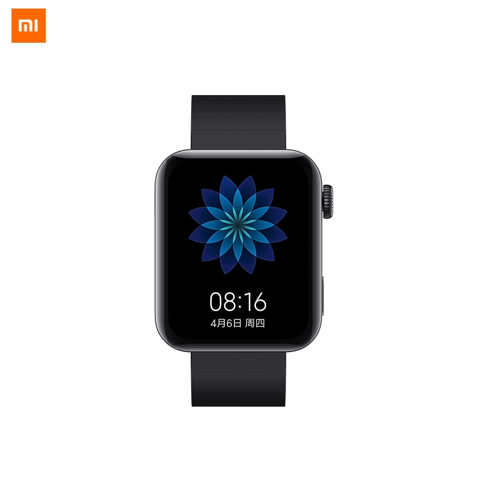 Miui para Relógio Pogo em Carregamento Novo Xiaomi Relógio Inteligente Wear App Bluetooth4.2 Wifi Atividade Avaliado Coração Rastreado 2021