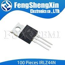 100 قطعة/الوحدة IRLZ44N إلى 220 IRLZ44 IRLZ44NPBF MOSFET