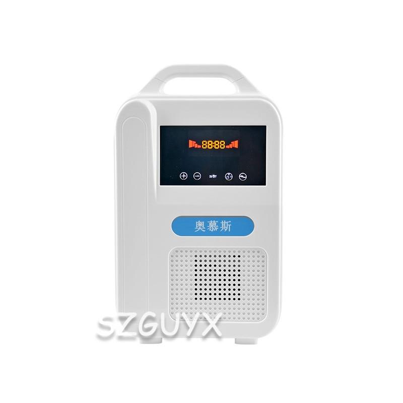 Oxygen Concentrator Generator Oxygen Oxygen Making Machine Ventilator 7L Adjustable Medic Oxygen