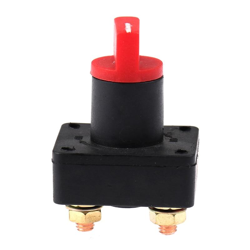 1 interruptor Selector de desconexión de batería de Pc 60V 100A interruptor...