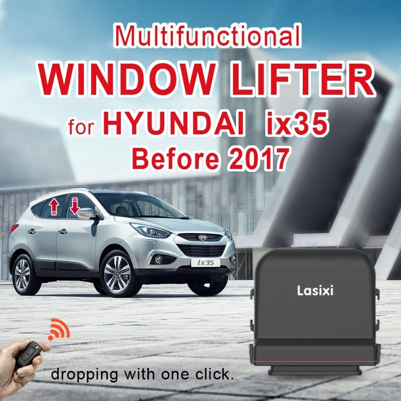 Para Hyundai ix35 antes de 2017, superventas, dispositivo de cierre de ventana de coche, ventana de coche de alta calidad, se cierra automáticamente