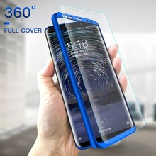 360 volle Abdeckung Fall Für Huawei Ehre 7 8 9 10 Lite Fest Screen Protector Glas Für Honor 9i 7X 8A 8X Max 6X 5X V8 V9 Spielen Coque
