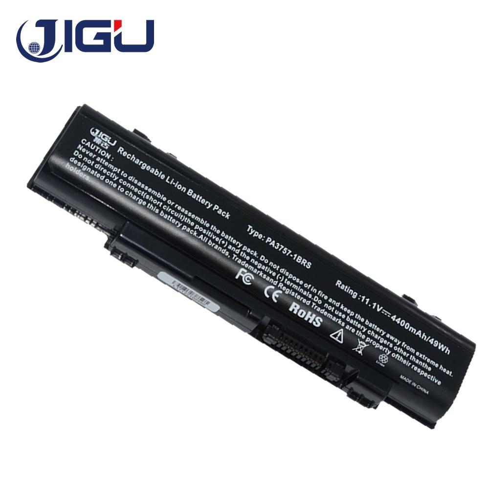 JIGU Lapotp batería PA3757U PA3757U-1BRS para Toshiba PABAS213 T750 T851 Dynabook Qosmio F750 F755 V65Qosmio F60 V65/86L