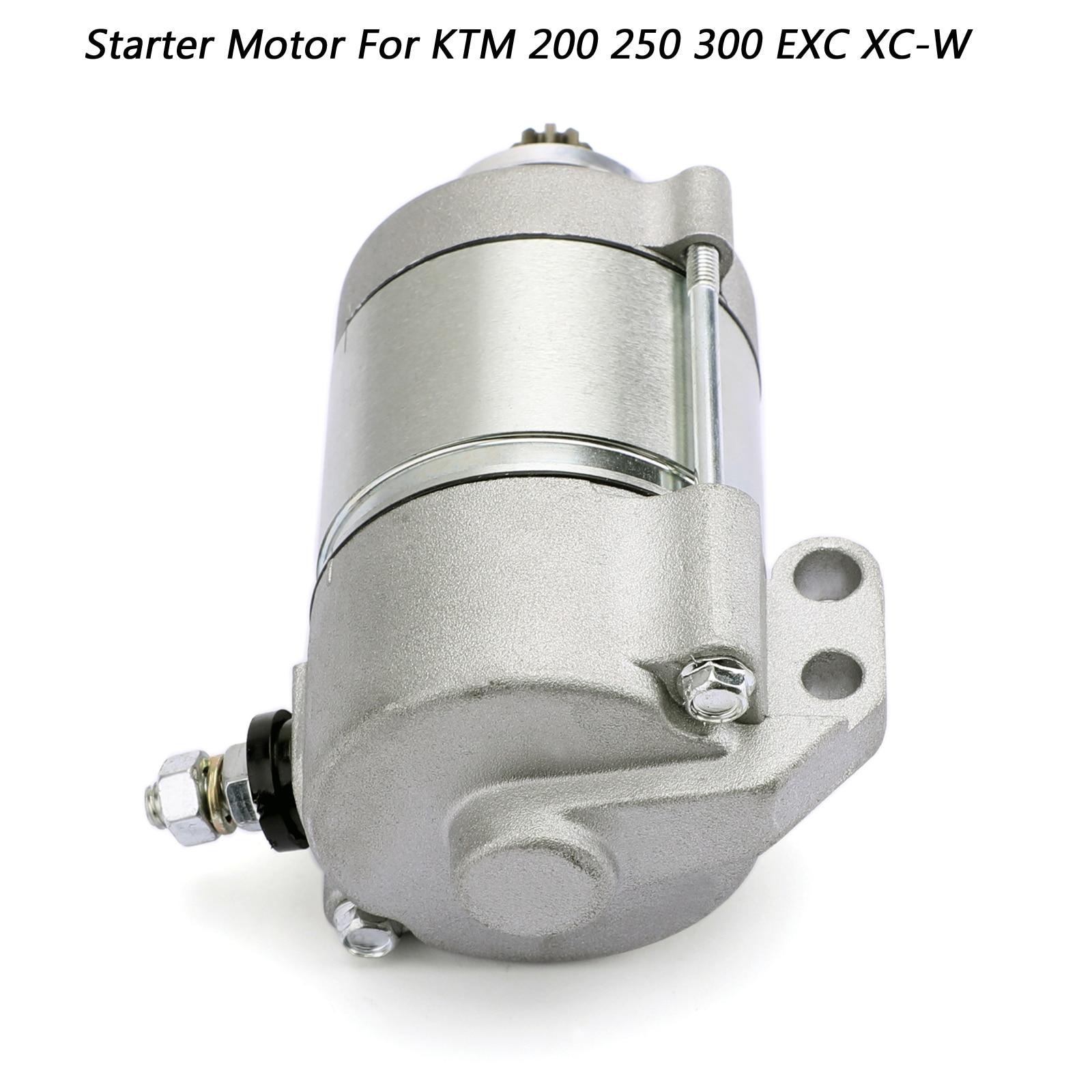 12V 410W Start motor  Starter Motor 55140001100 55140001000 For KTM 200 250 300 XC-W EXC EXC-E XC 2008-2012 2009