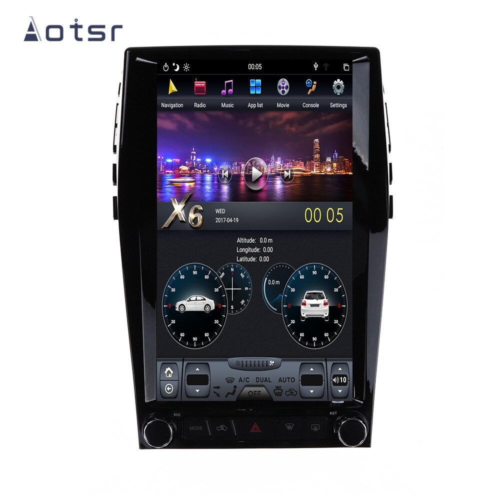 AOTSR Tesla 1 Din Android 9 Radio de Coche para Ford Edge...