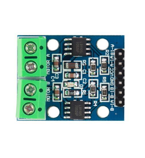 10pcs L9110S DC Stepper Motor Driver Board H Bridge L9110 for arduino