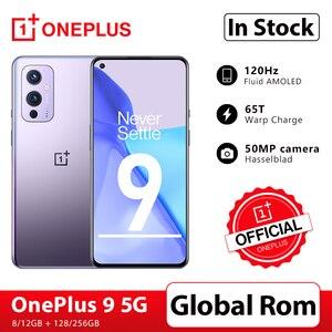 Глобальная прошивка OnePlus 9 5G Snapdragon 888 8GB 128GB смартфон 6,5 ''120 Гц жидкости активно-матричные осид, Дисплей Warp 65T OnePlus официального магазина Carter's; code: P3XCNVAQ(200₽ от 2000₽)