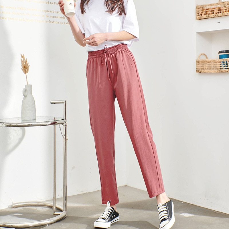 Womens Casual pants summer  Pants  Pants look thin