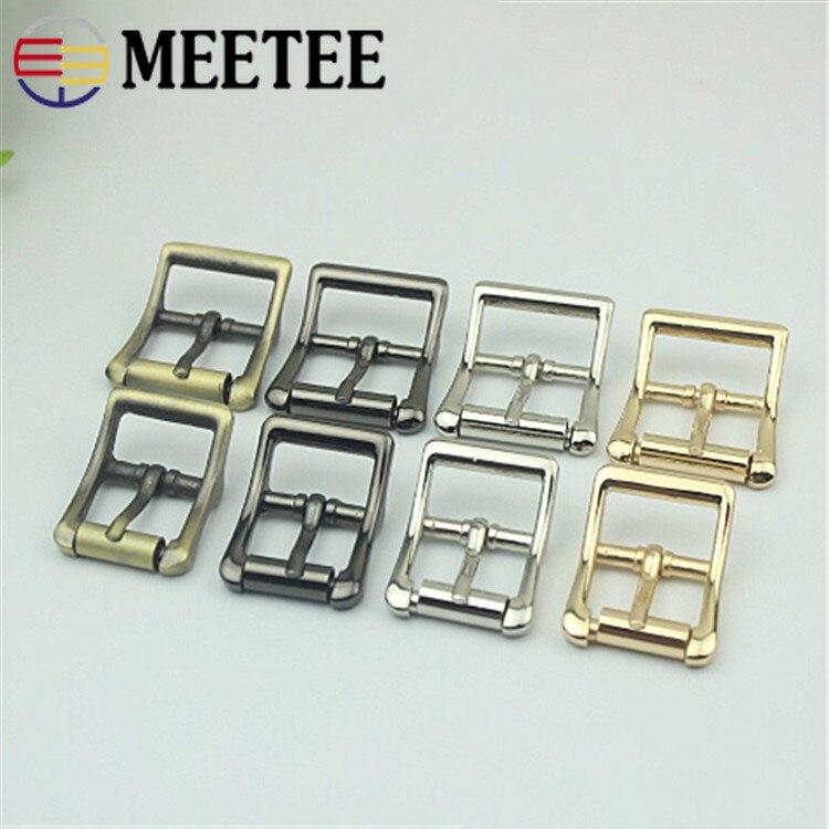 2/5 pces 20/25mm fivelas de cinto de metal para cinto mochila saco cinta fecho de couro diy artesanato acessórios para vestuário
