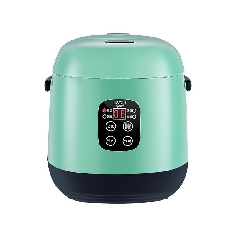 المحمولة الذكية وعاء طبخ أرز كهربائي الطهاة تبخير الغذاء كوك سريع التدفئة وعاء الغداء دفئا الأرز