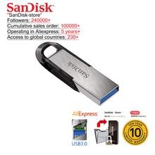 Sandisk 3.0 Usb Flash Drive 128Gb 64Gb 32Gb 16Gb Ultra Flair Memory Stick Pen Drives Pendrive flashdisk U Disk Voor Computer