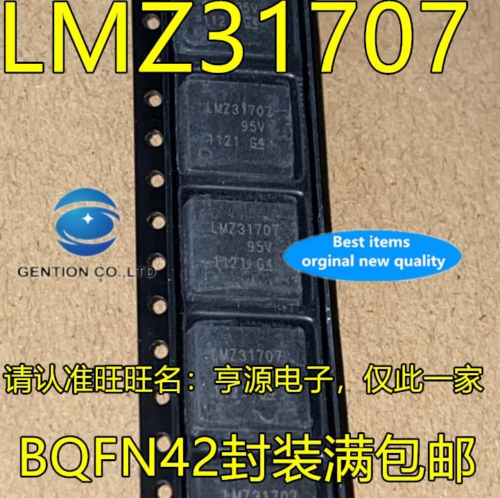 5 قطعة 100% جديد وأصلي صور حقيقية LMZ31707 LMZ31707RVQ LMZ31707RVQT LMZ31707RVQR رقاقة طاقة غير معزولة