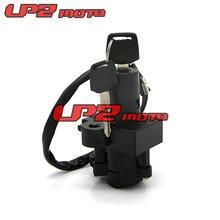 Verrouillage de porte électrique à fil pour moto   Interrupteur dallumage de moto pour Honda CBR600 F2 F3 1991-1998