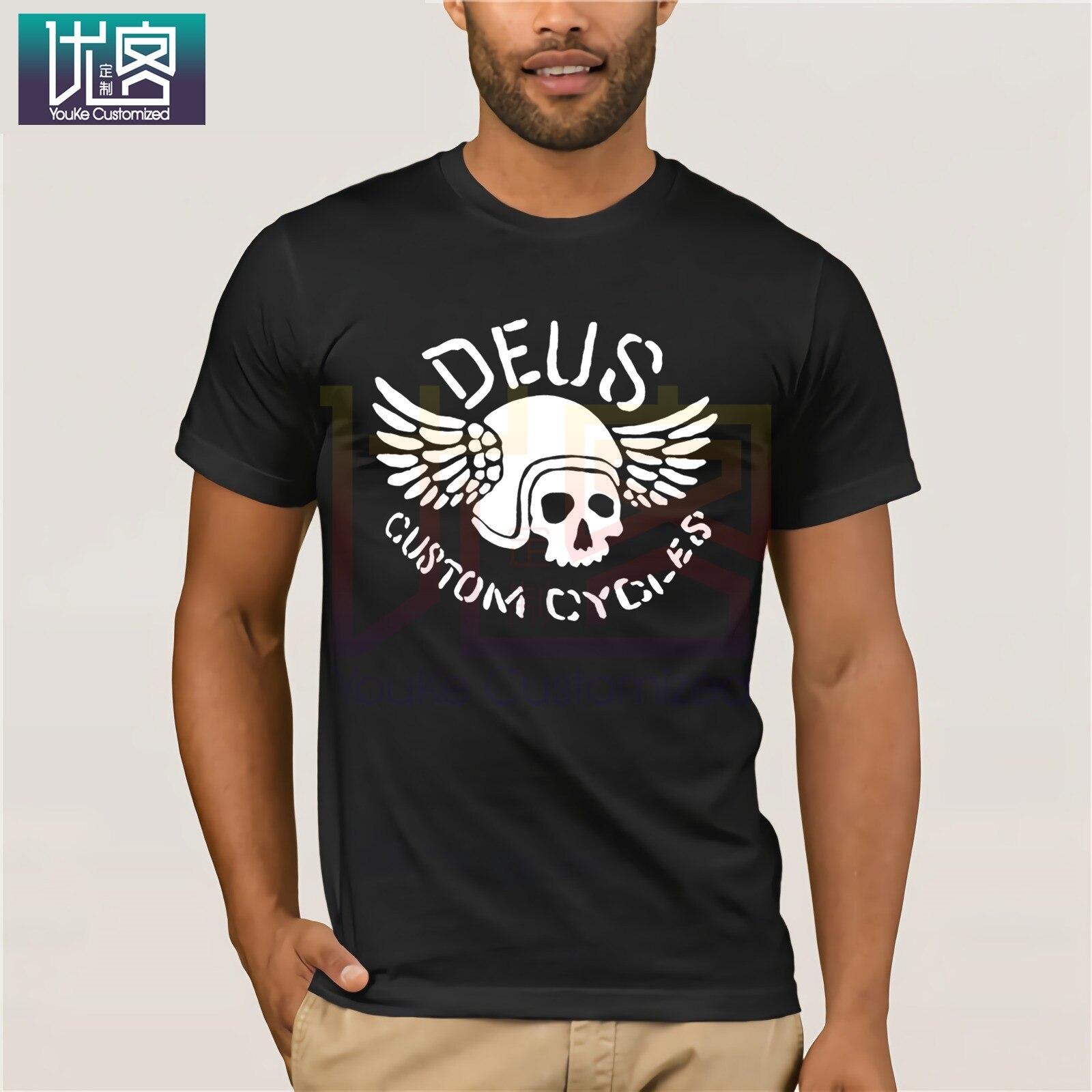 Deus Ex Machina Fly Dirt Футболка-темно-синий Marle Повседневный Топ с короткими рукавами хлопковая футболка подарок Забавные футболки хлопковые топы Футболка