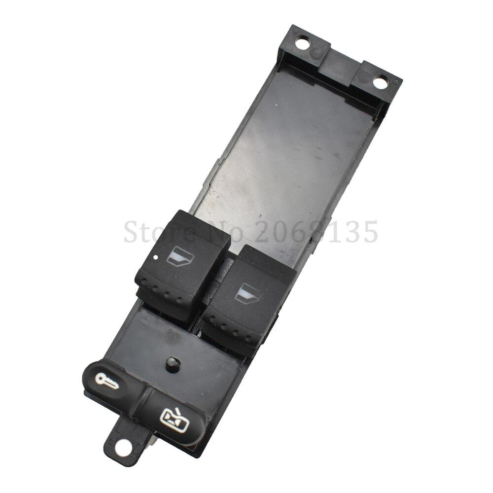 Pour S koda Fabia Octavia pour V olkswagen Bora Golf J etta MK4 2 interrupteur de fenêtre électrique de porte 1J3 959 857A 1J3959857A 1J3959857B