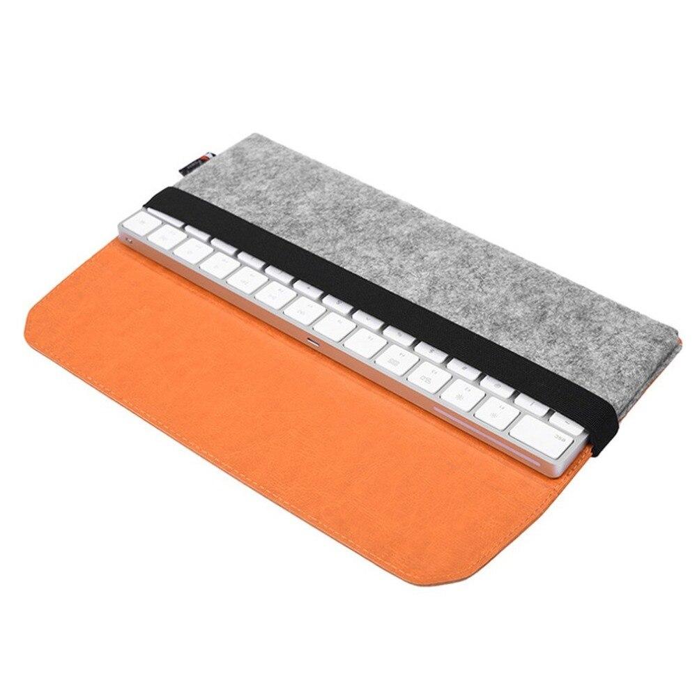 Защитный чехол для хранения, чехол для Magic Trackpad, фетровый чехол, мягкий чехол для волшебной клавиатуры чехол