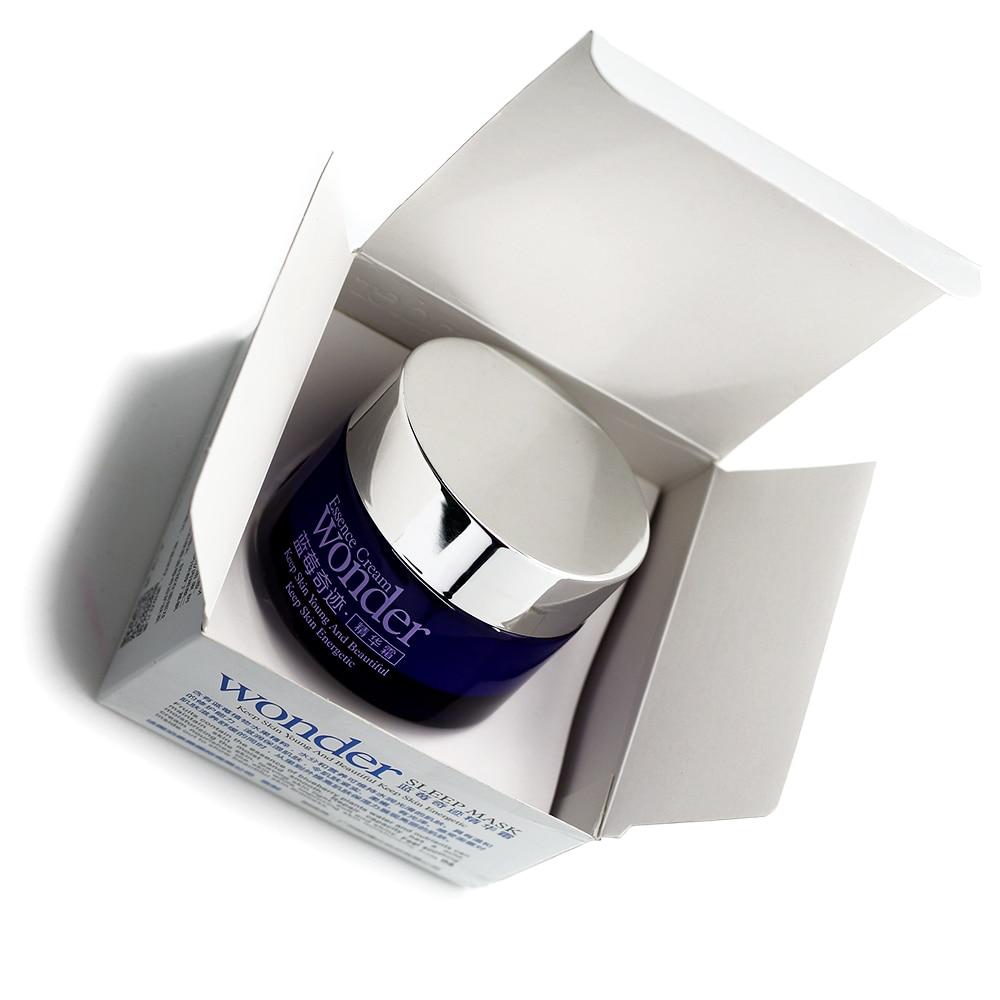 Купить с кэшбэком BIOAQUA Blueberry Face Cream Essence Whitening Cream  Moisturizing Snail Cream Deep Hydrating Anti Wrinkle Face Serum Skin Care