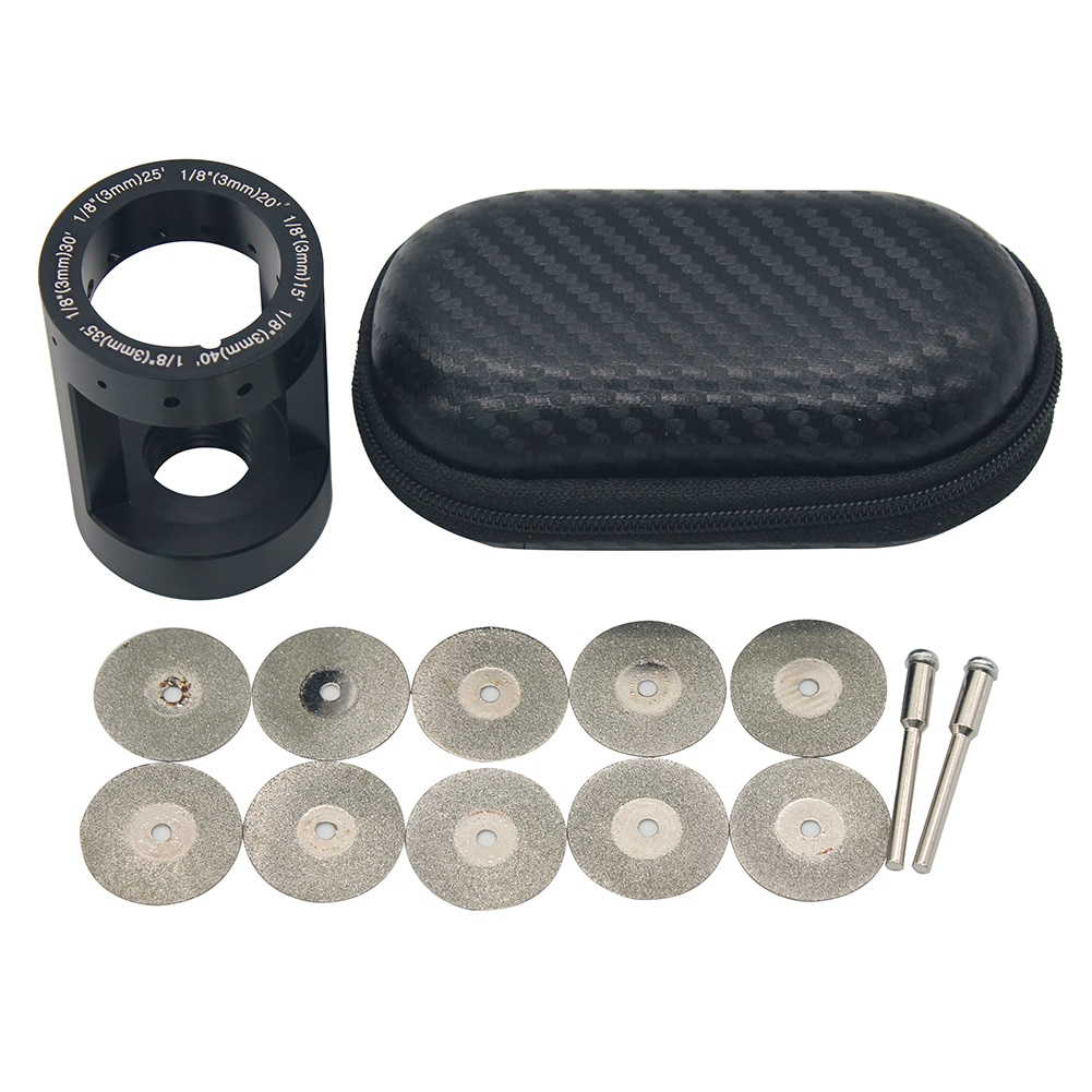 TIG Welding Tools Set Aluminum Tungsten Electrode Rods Sharpener Grinder Head Abrasive Tool Accessories Supplies