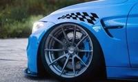 car racing decals car wheel eyebrow vinyl decal for audi volkswagen ford bmw toyota honda benz car customization accesso