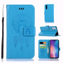 For Xiaomi Mi A1 A2 A3 5X 5S 6 6X Case Luxury Leather Wallet Cover For Mi 9 9T A3 9 Lite Holder Card