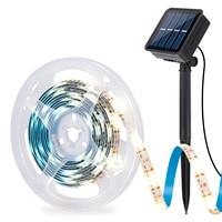 Гирлянда s на солнечной батарее, лента с 90 светодиодами, рождественские садовые украшения, уличное освещение на солнечной батарее