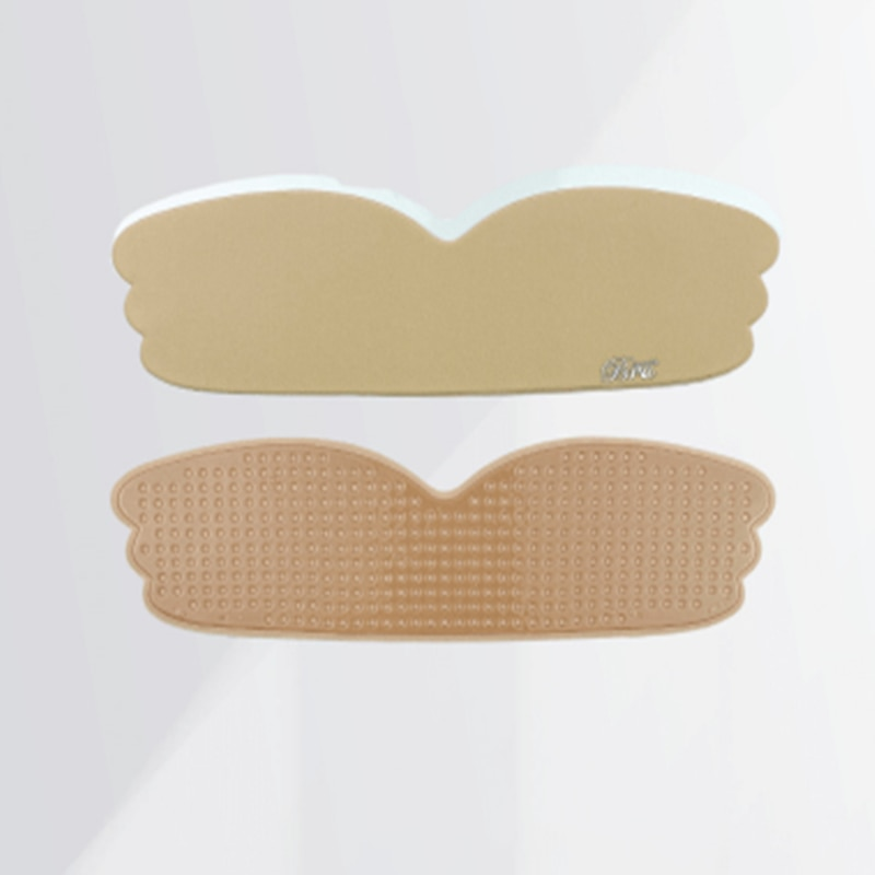 Gather A Piece Of Strapless Silicone Breast Patch, Breathable Invisible Bra Patch