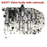a4cf1 valve body with solenoid fit for hyundai kia 4 speed l4 1 4l 1 6l 2 0l remanufactured in good quality