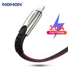 1m 2m 3m 3A Fast Charger USB Cable For iPhone 11 Pro Xs Max XR X 8 7 6 s 6s Plus 5s iPad Origin Mobi