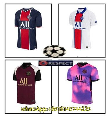 Camiseta de fútbol para hombres y niños Lillo 2021 París NEYMAR JR...