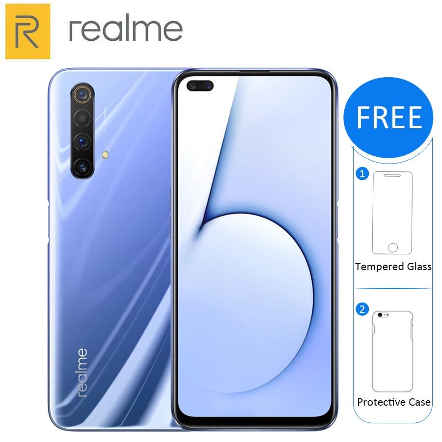 Realme X50 5G мобильный телефон 256 ГБ/128 ГБ ROM 12 ГБ/8 ГБ RAM 6,57