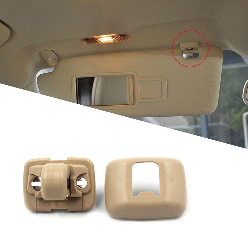 Grampo interior de viseira de carro, clipe de suporte para audi a1 a3 a4 a5 a6 a7 q5 q3 q7 pro acessórios automotivos,