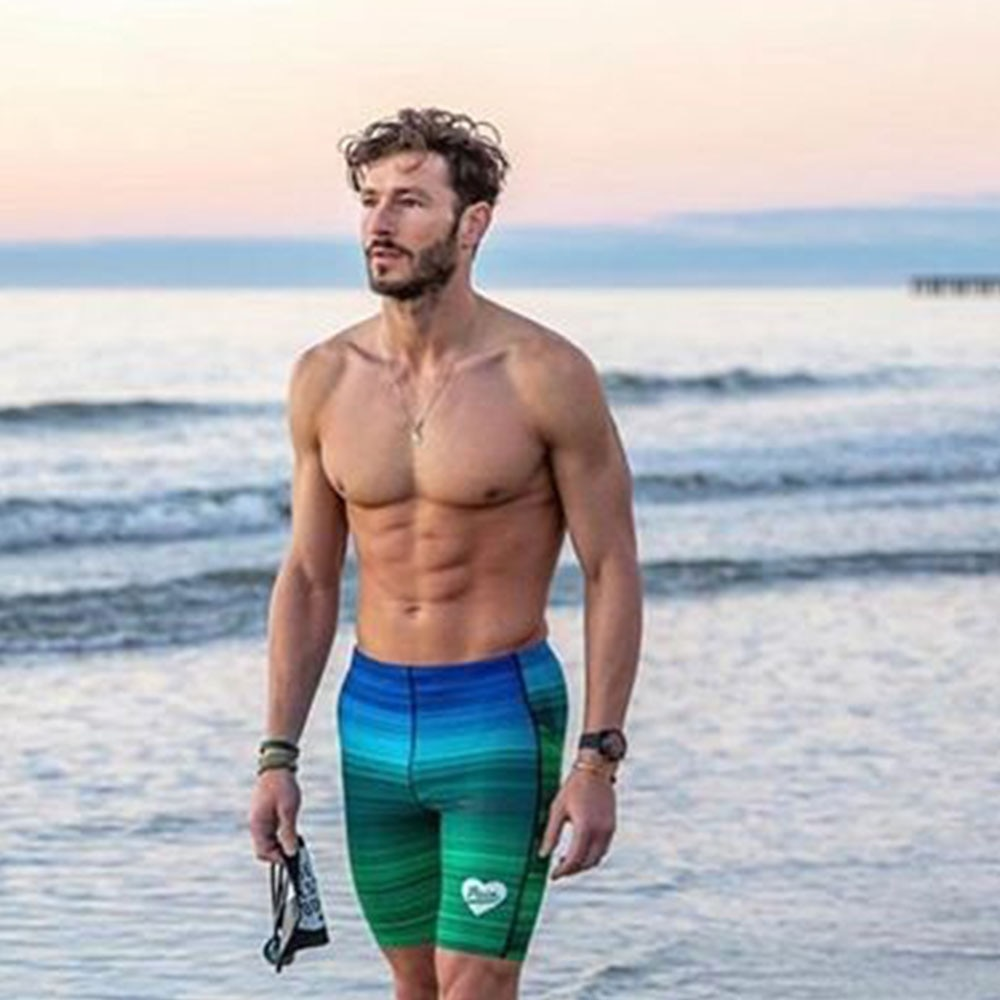 Ciclismo hombres pantalones cortos de verano ropa transpirable MTB bicicleta taparrabos camino...