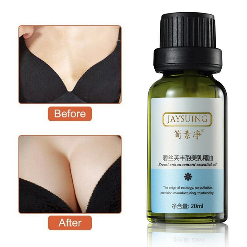 20ml Full Elasticity Chest Essential Oil Breast Enlargement Oil Firming Lifting Breast Fast Growth O