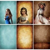 vintage gradient solid color photography backdrops props brick wall wooden floor baby portrait photo backgrounds 210125mb 53