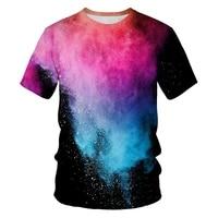 street graffiti mens t shirt graffiti oversized t shirt fashion creative painted personality short sleeves 3d printing trends