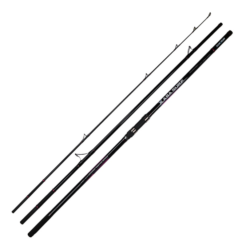 Surf Throwing Rods Super Hard 4.2m Carbon Sea Anchor Pole Ultra Light Boat Lure Fishing Gear Japan Tackle Offshore Angling Rock enlarge
