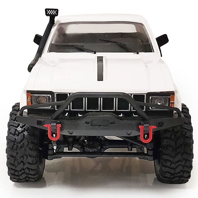 Rc Cars Electric Car Child Radio Control Cars Remote Control Car Pickup Four-wheel Drive Off-road Climbing Modification Car enlarge