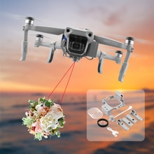 Mavic Air 2 Kits de lanzadores remotos, sistema de caída de aire, regalo de anillo de boda, entrega de vida, rescate remoto para DJI Drone Accesorios