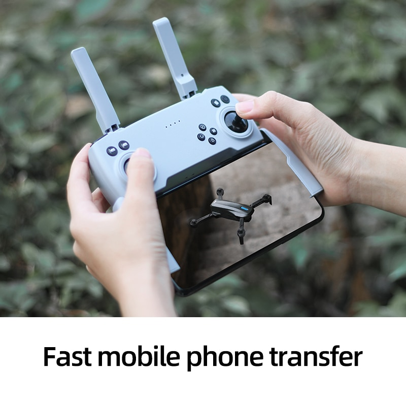H14 Drone 4K HD Camera Profissional 5G GPS WIFI FPV Real-Time Propagation Foldable Height Hold RC Quadcopter Helicopter Toy Gift enlarge