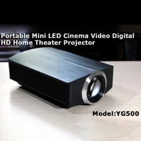 YG500     projecteur Portable multimedia HD 1080P  pour Home cinema  jeu de nuit
