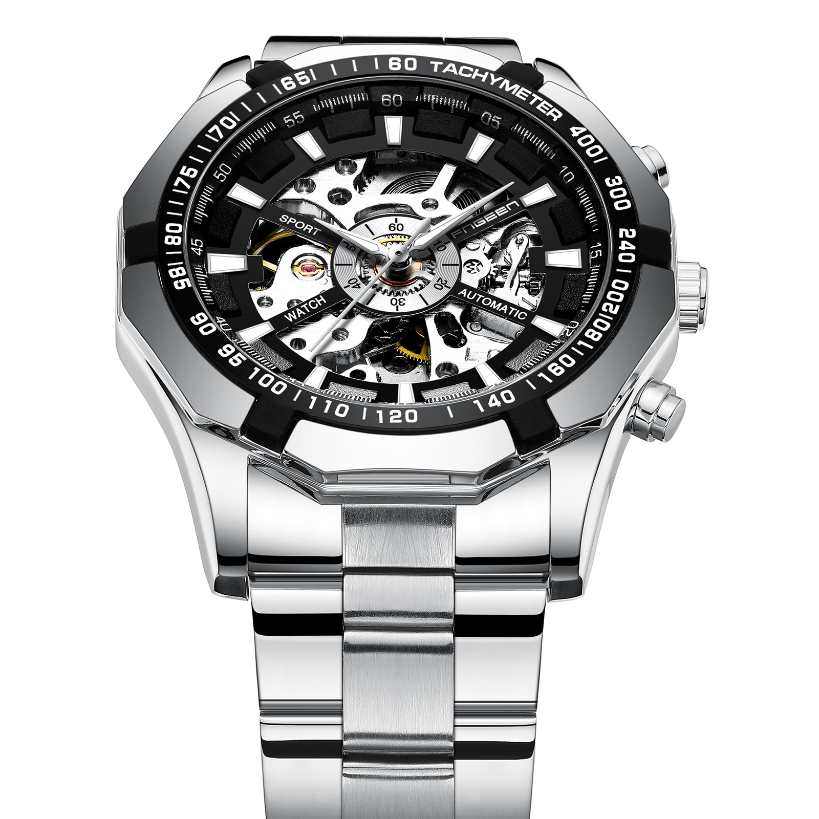 Men Automatic Mechanical Wristwatch Casual Sport Watches Men's watches Gift for man Fashion  Wristwatch