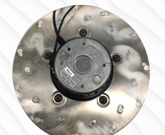 Agente de Venda Ventilador de Refrigeração fã de Alemanha Autorizado Inversor R2d250-am20-09 170w