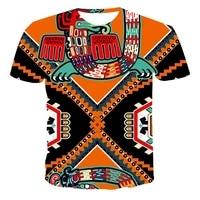 2020 summer fashion t shirt menwomen streetwear o neck short sleeve tees funny cartoon pattern male clothes casual 3d print