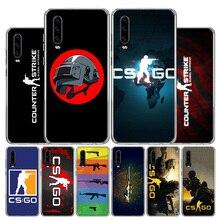 Counter Strike cs del teléfono para Huawei P30 P40 P20 P10 Mate 30 20 10 P Smart Z Lite Pro Plus + 2019 cubierta Coque Shell