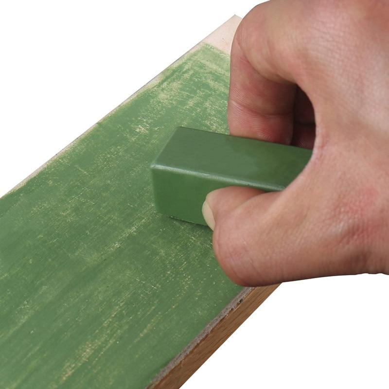 1 pc 110x35x25mm związek zielona pasta polerska pasta ścierna - Materiały ścierne - Zdjęcie 3